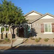 Rental info for Buckeye Home For Rent - 3 bed 2 bath