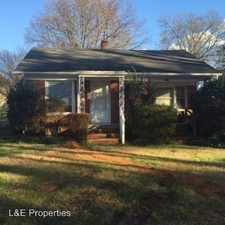 Rental info for 1714 Pecan Avenue in the Plaza Midwood area