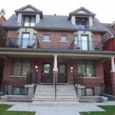 Rental info for 728 Shaw St Lower L in the Palmerston-Little Italy area
