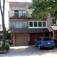 Rental info for 59 Granby St in the Church-Yonge Corridor area