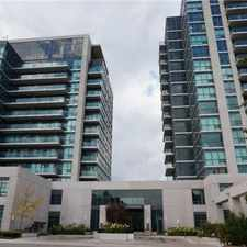 Rental info for 35 Brian Peck Crescent #714 in the Leaside-Bennington area