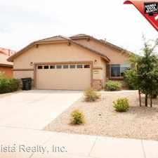 Rental info for 2240 Valley Sage St in the 85613 area