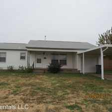 Rental info for 2606 NW Bell Avenue in the Lawton area