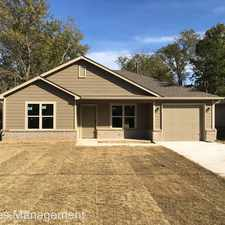 Rental info for 722 S. Chickasaw Ave. in the Claremore area