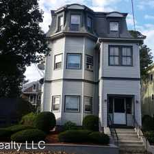 Rental info for 25 Cary Ave. - Unit 2 in the Everett area