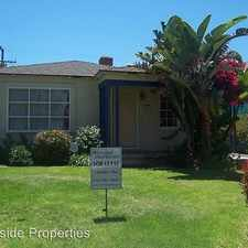 Rental info for 3771 Wade St in the Marina del Rey area