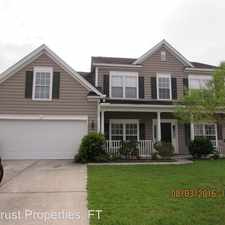 Rental info for 7317 Brown Thrasher Ct.