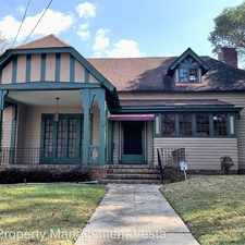 Rental info for 718 College Street in the 31204 area