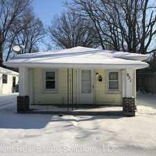 Rental info for 931 Lynn St. in the Indianapolis area