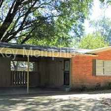 Rental info for 3000 Curtis St in the Memphis area