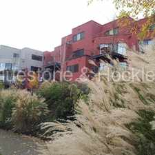 Rental info for Enjoy the River Front View!!! and reasonably priced Too! 1x1 in Downtown PDX!!! W/D Included!!! in the Old Town Chinatown area