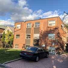 Rental info for 57 Tenth Street #5 in the New Toronto area