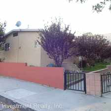 Rental info for 2115 S Gaffey St in the Coastal San Pedro area