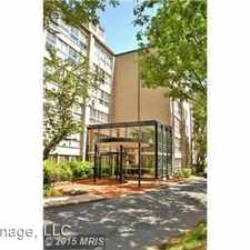 Rental info for 4970 Battery Lane #104 in the Washington D.C. area