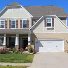 Rental info for 1035 Thessallian Lane in the Indian Trail area