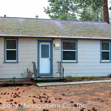 Rental info for 1459 NW Kingston in the Bend area