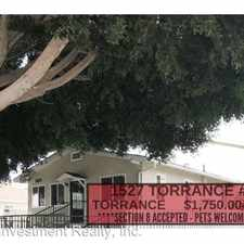 Rental info for 1527 Torrance Blvd. - 1 in the Los Angeles area