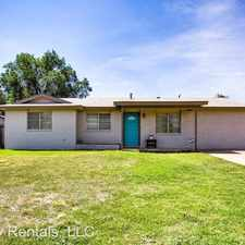 Rental info for 4811 6th Street in the Lubbock area