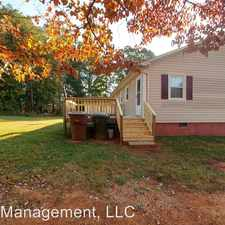 Rental info for 407 Denny Rd. in the Greensboro area