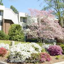 Rental info for 500 Umstead Drive UNIT 106-B
