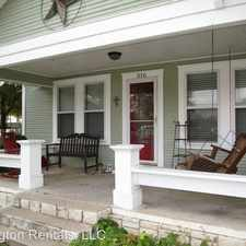 Rental info for 516 Shine St in the Belton area