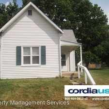 Rental info for 1441 Shepard St. in the West Indianapolis area