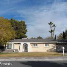 Rental info for 105 COLLEGE COURT