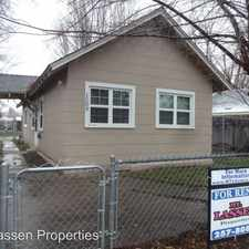 Rental info for 1209 Fourth Street in the Susanville area