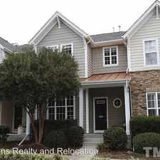 Rental info for 4306 Cherry Blossom Circle