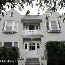 Rental info for 1525 Cassil Pl. Unit 103 in the Los Angeles area