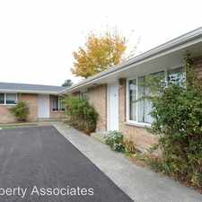 Rental info for 2217 F Street SE Unit# 4 in the 98002 area