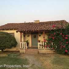 Rental info for 574 N Division Street in the Porterville area