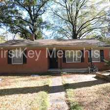 Rental info for 1254 Wedgewood St in the Memphis area