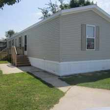 Rental info for New Home Available