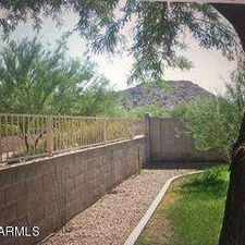 Rental info for 18127 W DESERT BLOSSOM Drive Goodyear Three BR, This rental home