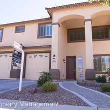 Rental info for 15739 W Shangri La Rd