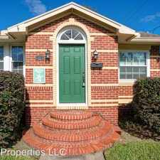 Rental info for 1427 River Oaks Road in the San Marco area