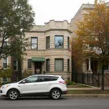 Rental info for W Addison St & N Racine Ave in the Chicago area
