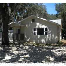 Rental info for 3704 17th St W in the Panama City area