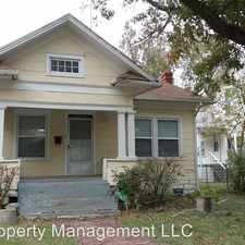 Rental info for 2800 E 1st N in the Wichita area