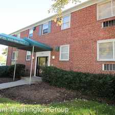 Rental info for 1323 N. Woodington Road - 1 in the Gwynns Falls Park area