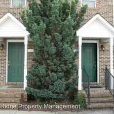 Rental info for 101 Waterford Court