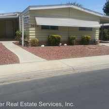 Rental info for 3600 Sahara Ln. in the Bakersfield area