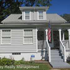 Rental info for 2209 Norbeck Road