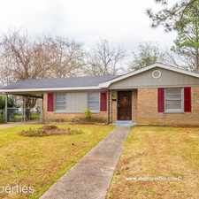 Rental info for 4247 Southwood Drive
