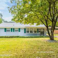 Rental info for 933 Parkwood Court in the 36109 area