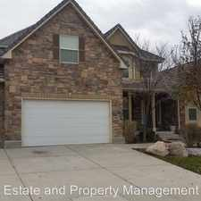 Rental info for 985 Brinley in the Kaysville area