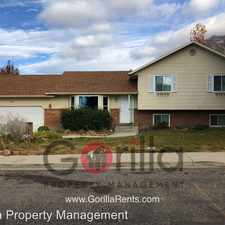 Rental info for 823 E 750 N in the Pleasant Grove area