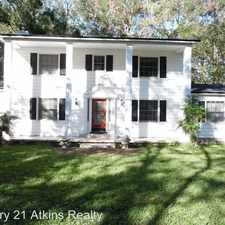 Rental info for 1434 Orange Circle South in the Jacksonville area