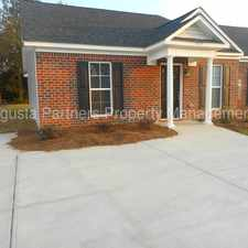 Rental info for Green Acres - Aiken County in the Augusta-Richmond County area